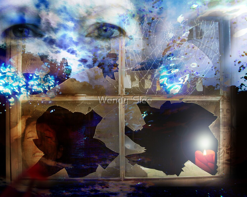 Window to the Human Heart by Wendy  Slee