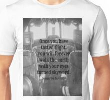 Da Vinci Flight Unisex T-Shirt