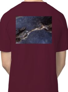 The death kiss of two birds Classic T-Shirt