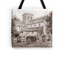 Ref:  31 - Broadwater Church, Broadwater, Worthing, West Sussex. Tote Bag