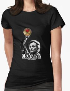 Kingpin - McCracken Womens Fitted T-Shirt