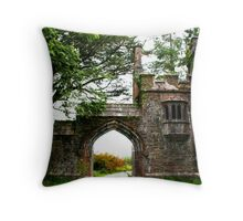 Gatehouse Throw Pillow