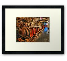 Sevenhill Cellar Framed Print