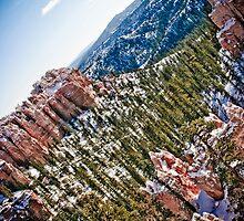 Bryce Canyon - An Awkward Angle by Jonathan Yeo