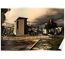 Urban Storm Poster