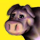 my piggy by Beth Raebel