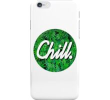 Chill Circle 2 iPhone Case/Skin