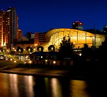 Adelaide Convention Centre by JennyLee