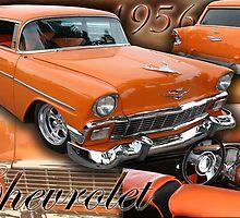 1956 Chevrolet Stationwagon by gcadena