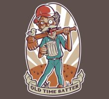Old Time Batter by iRoNDesign