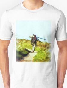 The last shot Unisex T-Shirt