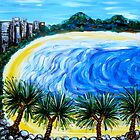 Coolum Beach II by Kylie Blakemore