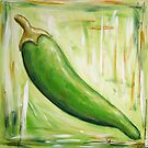 Green Chili  by Kylie Blakemore
