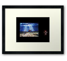 Abstract? Framed Print