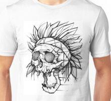 Native Skull Unisex T-Shirt