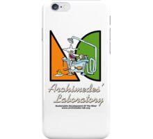 Archimedes Laboratory Souvenirs & Gadgets iPhone Case/Skin