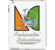 Archimedes Laboratory Souvenirs & Gadgets iPad Case/Skin