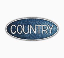 Country music White Baby Tee