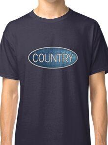 Country music White Classic T-Shirt