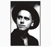 Depeche Mode : Martin from 101 poster - 2 Kids Clothes