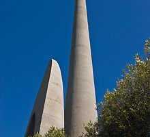 Language Monument Paarl by PDP1