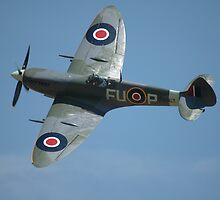 Second Spitfire @ Temora Airshow 2008 by muz2142