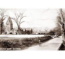 Sompting Church, Sompting, Worthing. Photographic Print