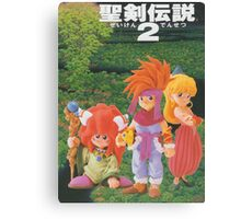 Secret of Mana Characters ~ Japan Canvas Print