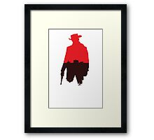 Unchained? Framed Print