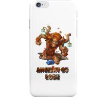 hearthstone Tree iPhone Case/Skin