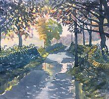 """Road to Foxup"" by Glenn  Marshall"