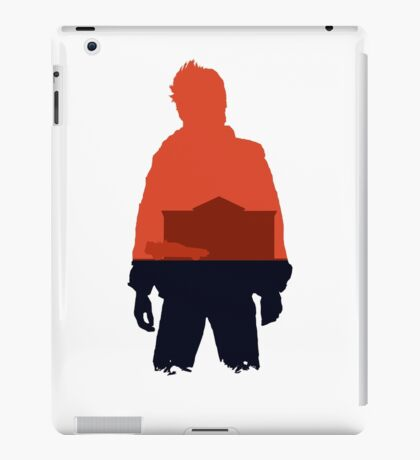 Marty! iPad Case/Skin