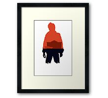 Marty! Framed Print