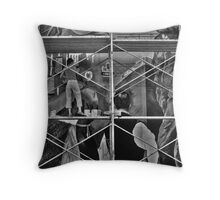Drawing Life Throw Pillow
