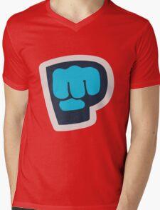 Bro Fist! Mens V-Neck T-Shirt