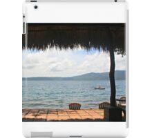Lagoon Lounge iPad Case/Skin