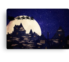 The Most Magical Of All Nights Canvas Print