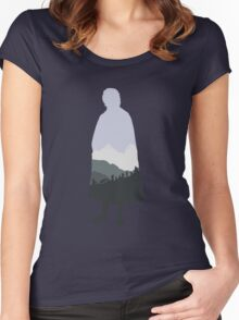 Baggins! Women's Fitted Scoop T-Shirt