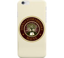 Storybrooke, Maine iPhone Case/Skin
