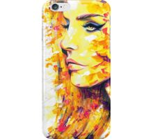SIDEWAYS / Lana Del Rey iPhone Case/Skin