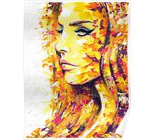 SIDEWAYS / Lana Del Rey Poster