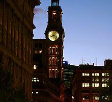 Clocktower by Cameron O'Neill