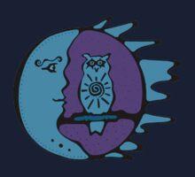 Lunar Wisdom Tee by Jan Landers