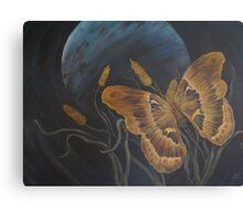 Lunar Love Canvas Print
