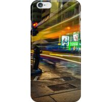 Mong Kok Bus Rush iPhone Case/Skin