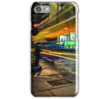Mong Kok Bus Rush iPhone Case/Skin