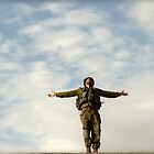 Freedom Above by Neta Bartal