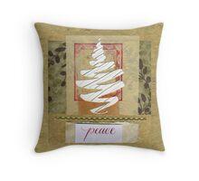 Luke's Peace Series 2014 Throw Pillow