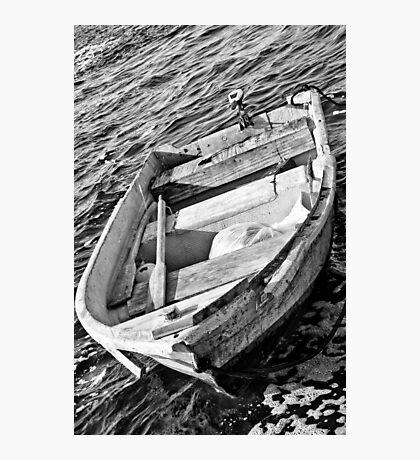 Just An Old Salt Photographic Print