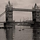 Tower Bridge. London by andarna